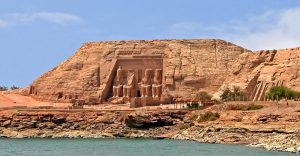 Świątynia w Abu Simbel