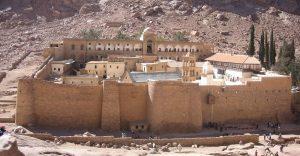 Klasztor Św Katarzyny